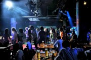 A Russian gay club has been attacked by nationalists