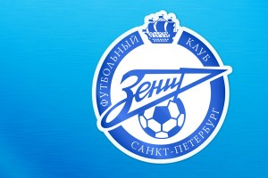 """St. Petersburg football team """"Zenit"""" fans are unhappy with the city's governor."""