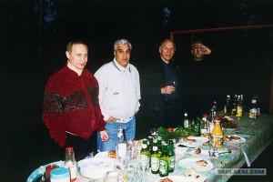 Putin and Usoyan?