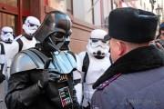 Darth Vader vs Ukraine