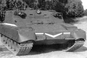 The old Ladoga armoured vehicle