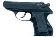 A traumatic pistol