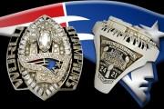 New York Patriots rings