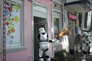 Stormtroopers in Odessa