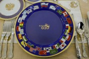 G20 plate