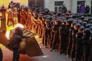 Riots in Ukraine