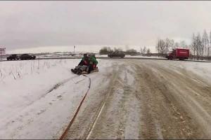 Speed sledgers