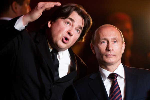 Konstantin Ernst at Sochi