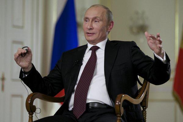 Putin Body Language