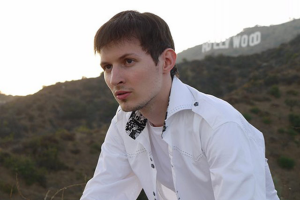 Pavel Durov of VKontakte